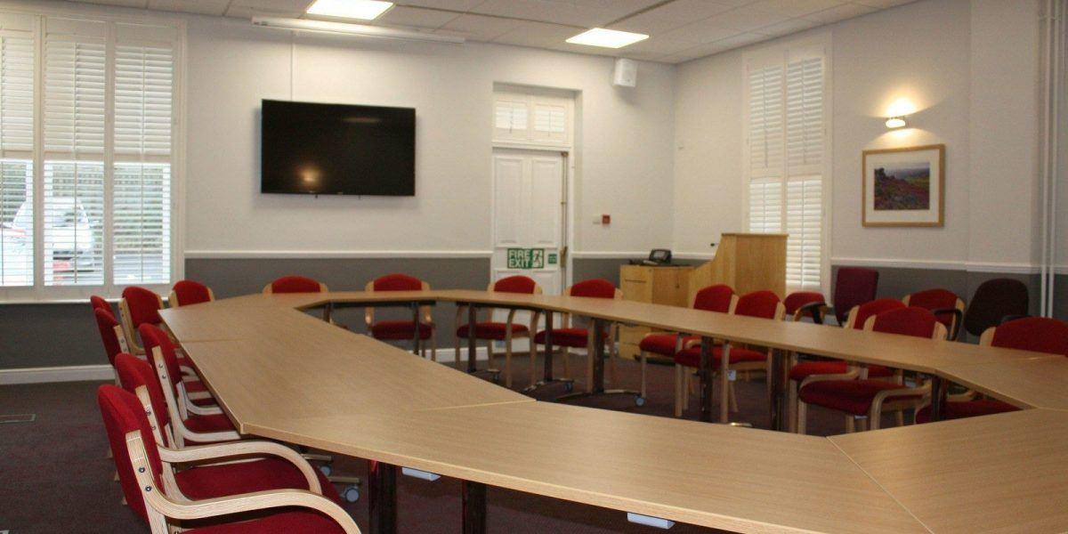 Teasdale Room at Hexham Enterprise Hub
