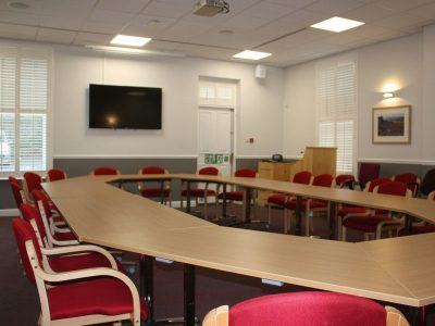 Teasdale Room at Hexham Enterprise Hub