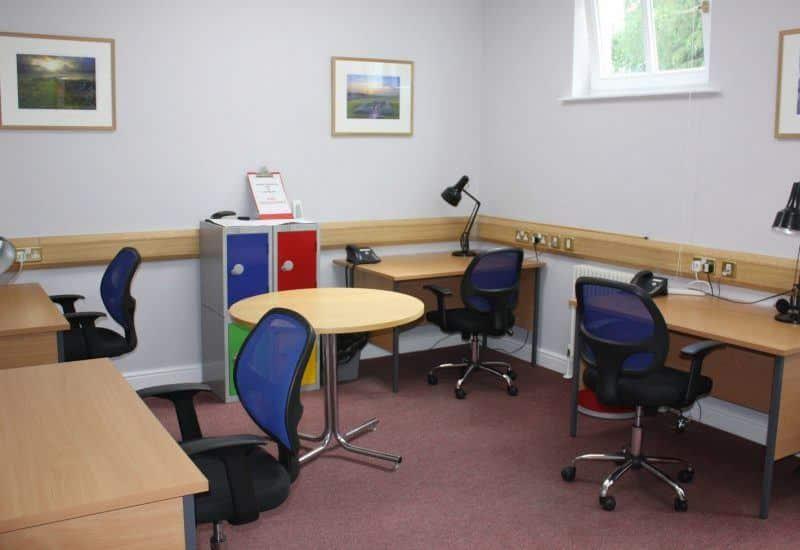 Hot Desk at Hexham Enterprise Hub