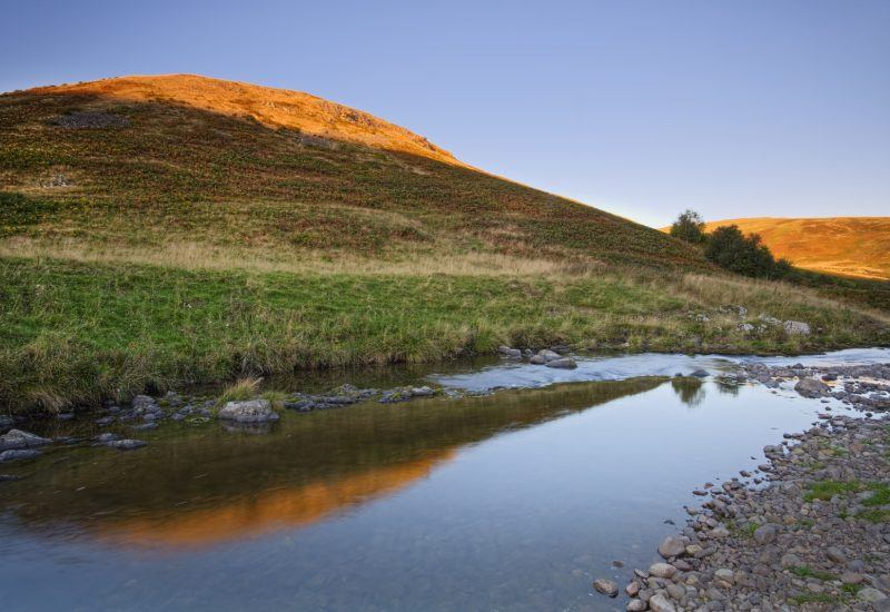 River Coquet near Alwinton