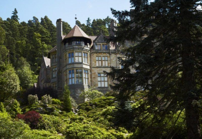 Cragside in Northumberland