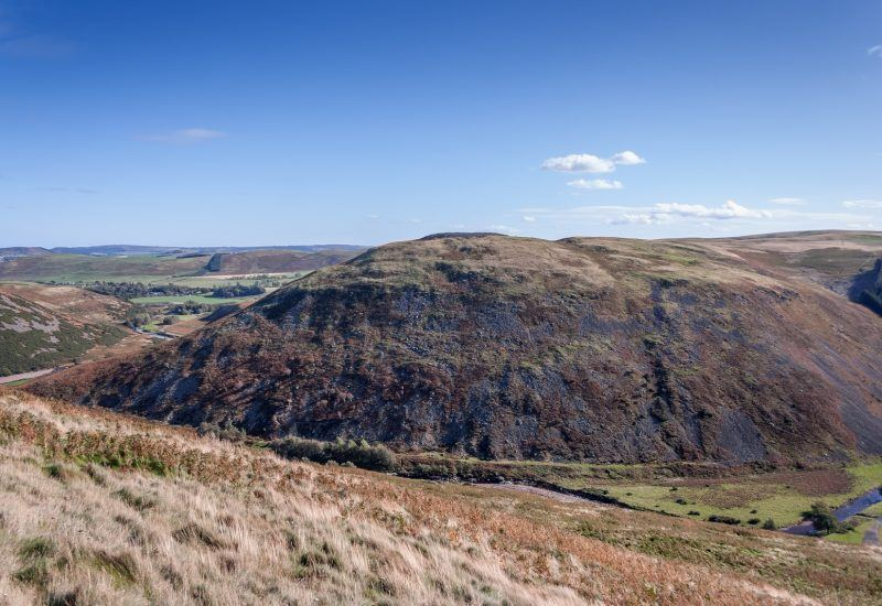 Brough Law hillfort and Ingram Glidders is part of our historic environment