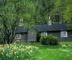 The last Blackhouse at Catcleugh