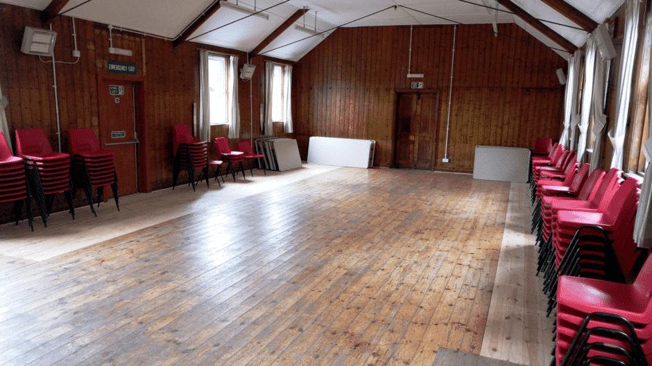 Corsenside Parish Hall