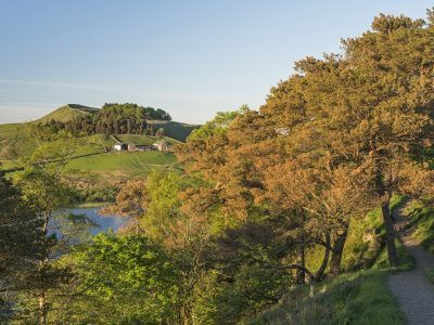 A view from the Hadrian's Wall Path