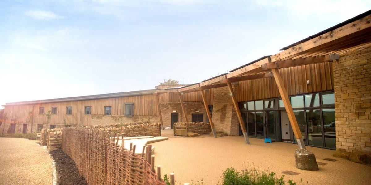 The Sill National Landscape Discovery Centre