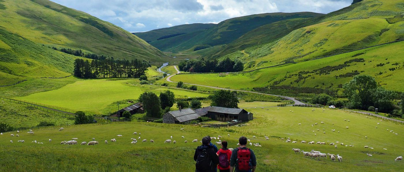 Guided walk in the Upper Coquet Valley