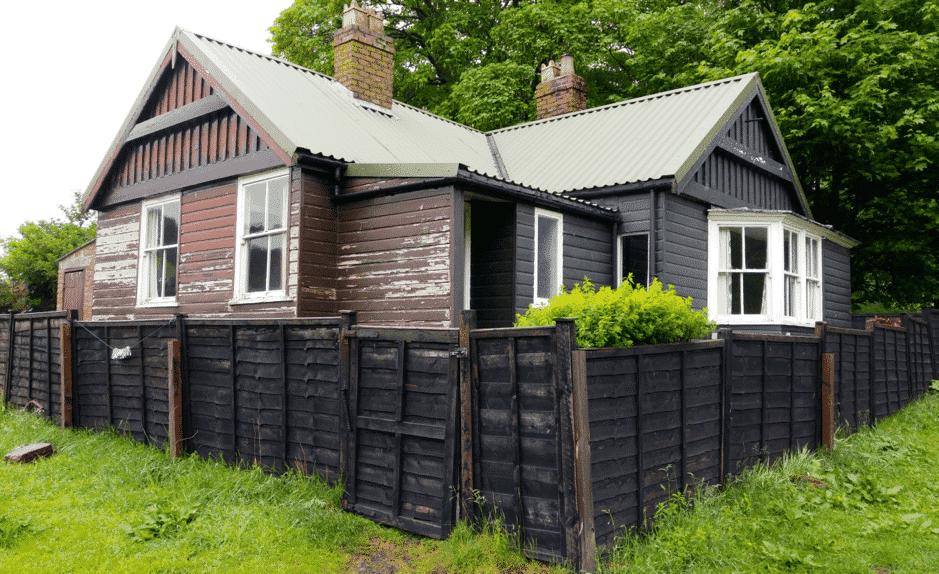 Barrowburn Farm building