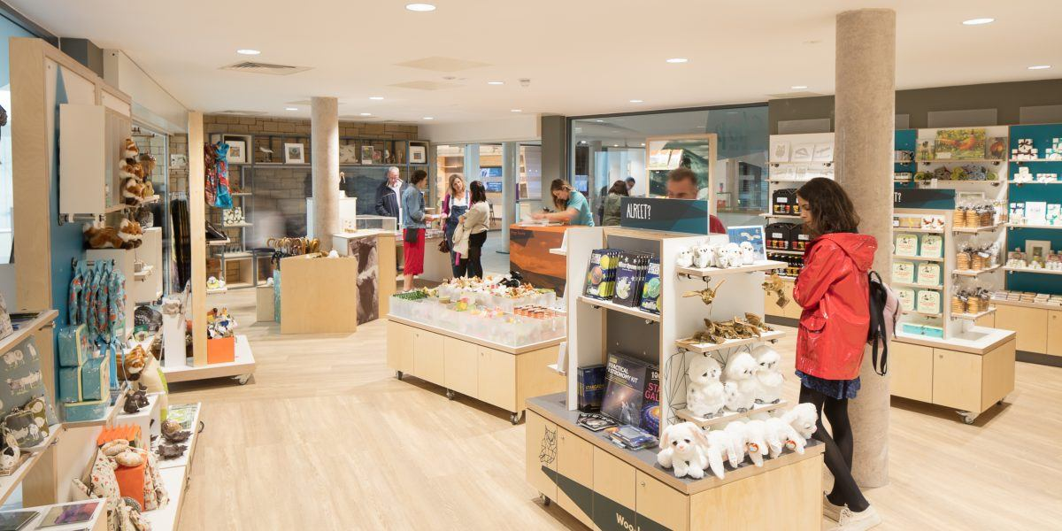 Shop at The Sill Visitors Centre