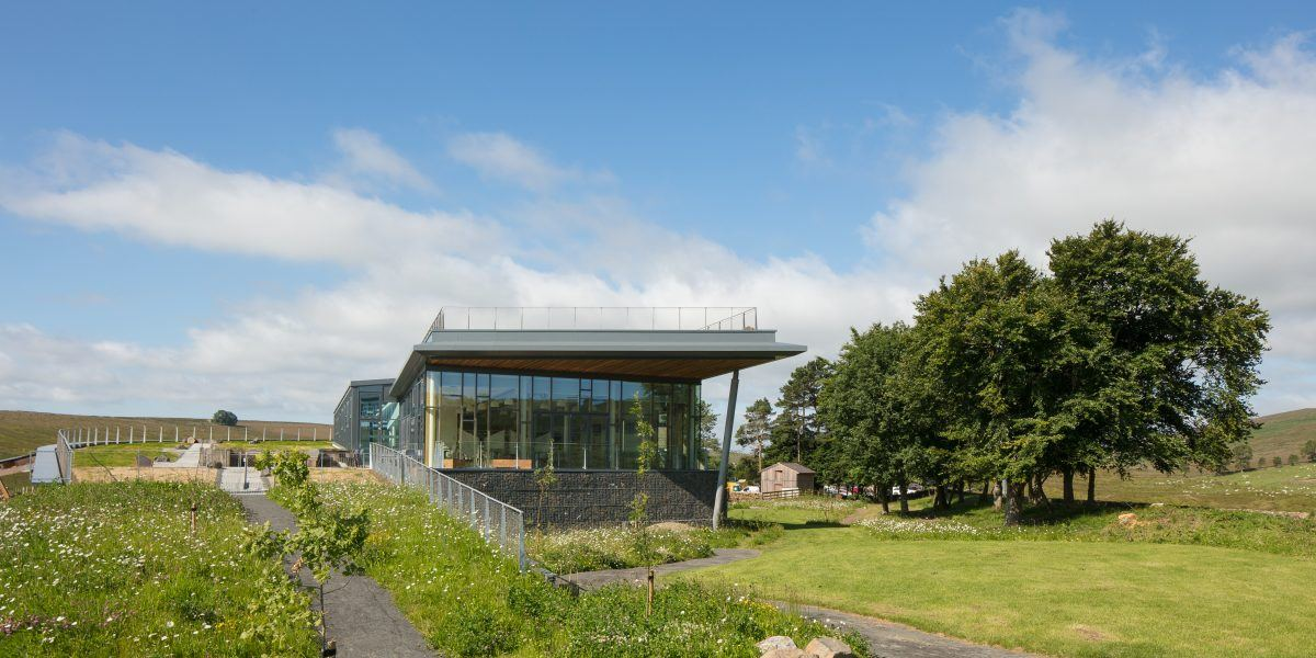 The Sill: National Landscape Discovery Centre building