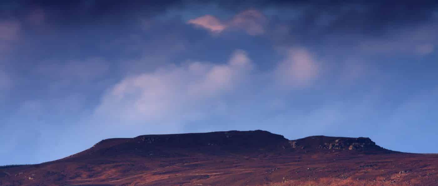 The Simonside Hills
