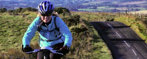 Cycling the Wooler Wheel
