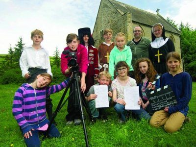 Coquet Voices used our small grant fund