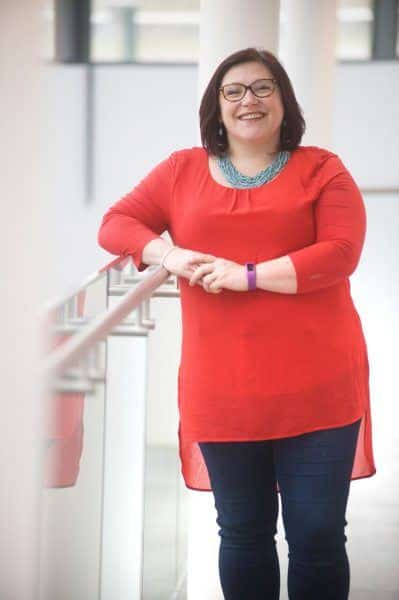 Sill Manager Sarah Glynn