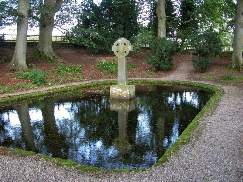 Holystone - Lady's Well