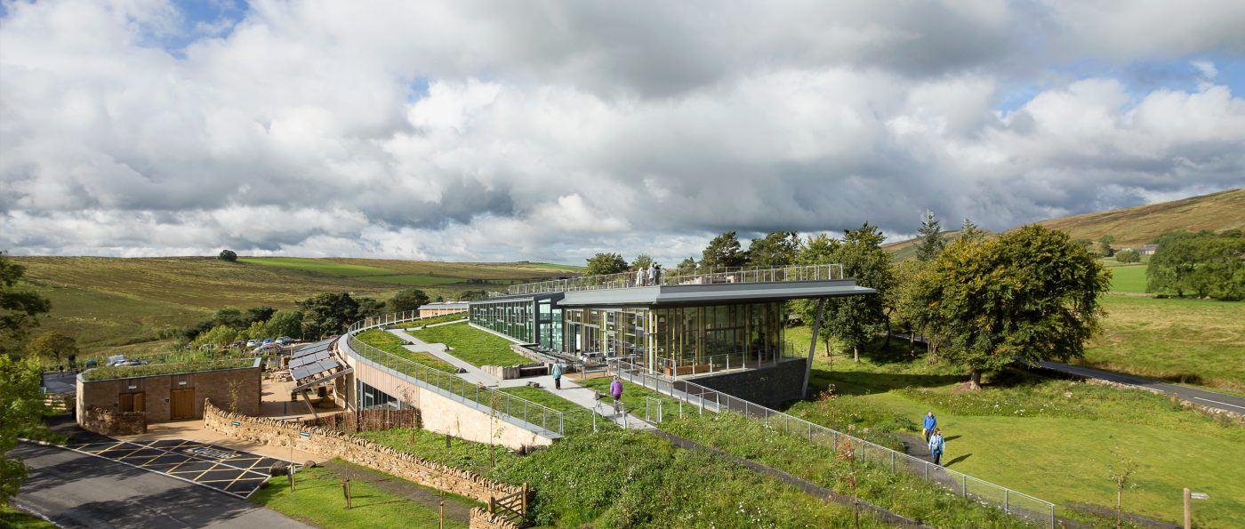 The Sill Visitors Centre