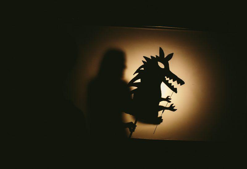 Mythical Beast by Nigel John Photography
