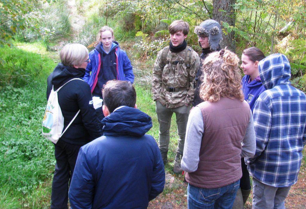 NNPA Young Naturalist Graduates