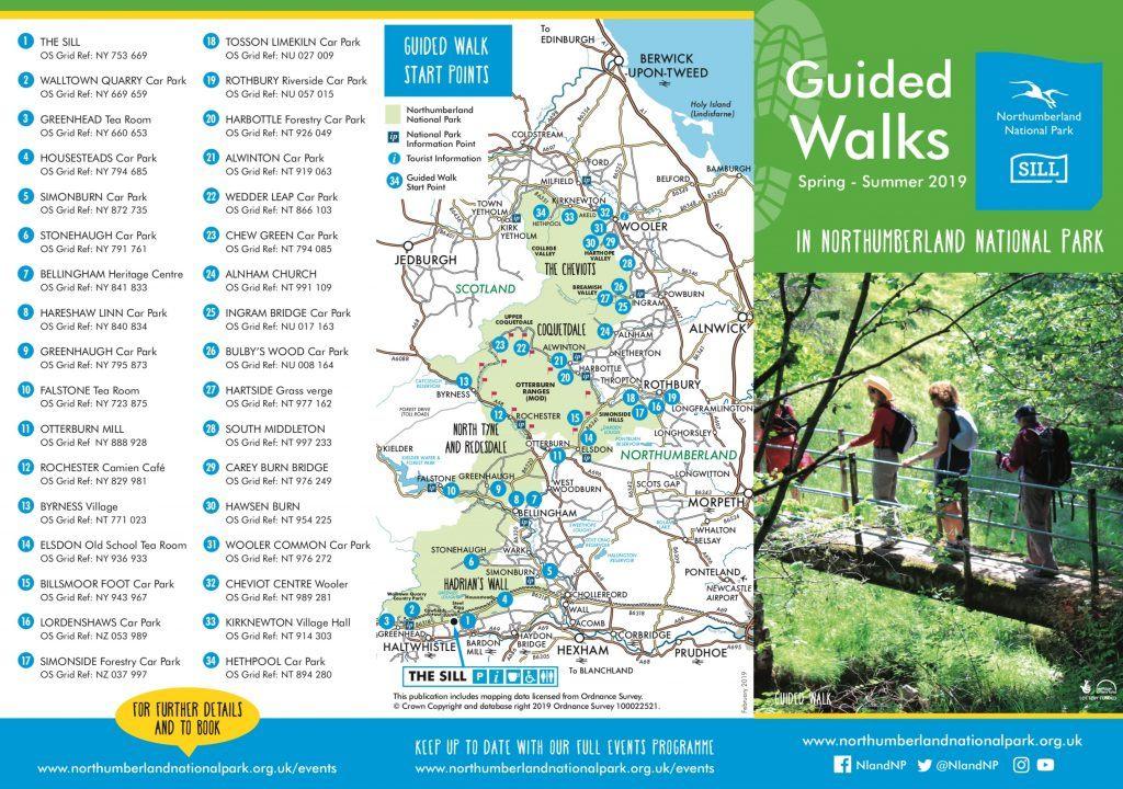 nnp walking leaflet 2019