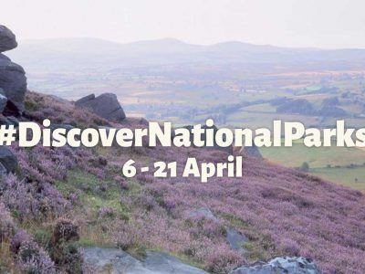 Discover National Parks Fortnight