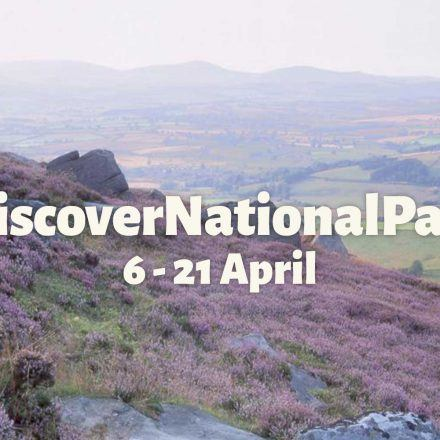 Discover National Parks Fortnight