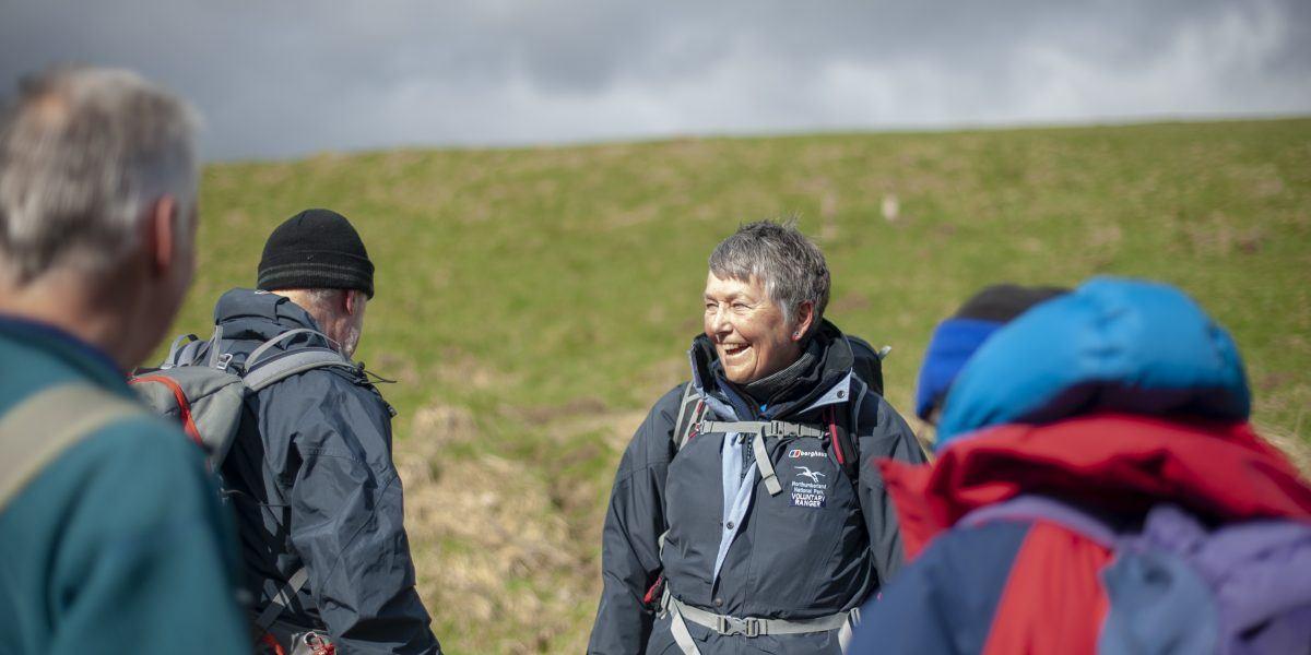 Guided Walk at Stonehaugh
