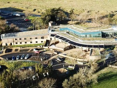 Car Parking at The Sill: National Landscape Discovery Centre