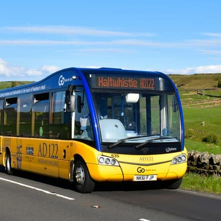 The Hadrian's Wall Bus