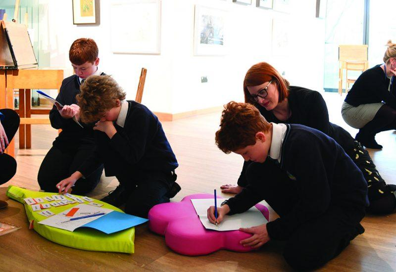 Education at Northumberland National Park