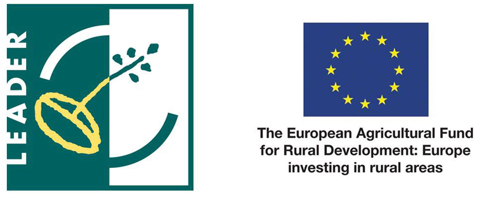 European Agricultural Fund Rural Development logos
