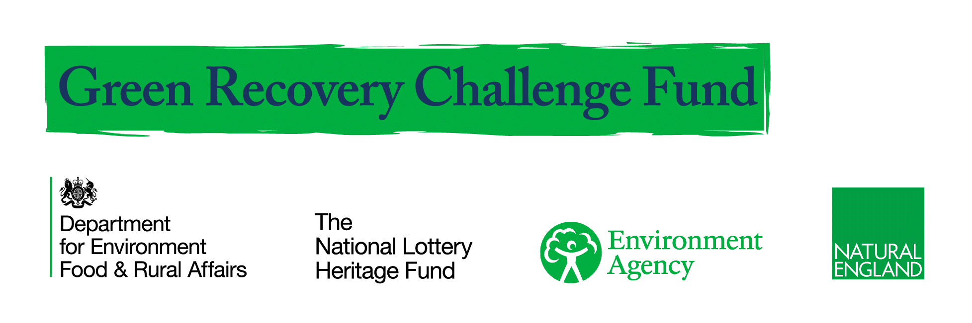 Green Recovery Challnge Fund Logo