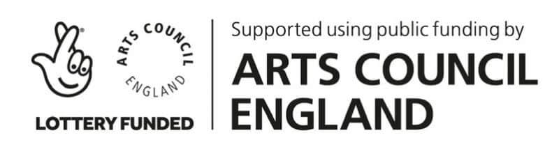 The Arts Council England logo
