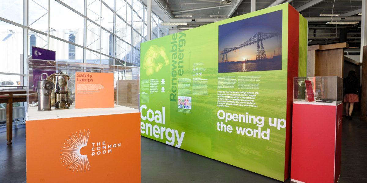 Graft & Glory Exhibition signage